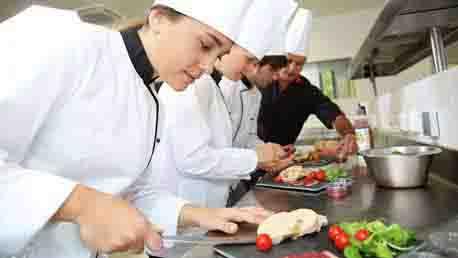 Curso Técnico en Cocina