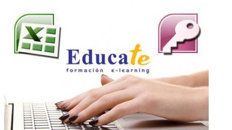 Curso online de Excel Básico + Avanzado y Access (versiones 2007 o 2010 a elegir)