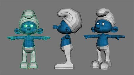 FP Técnico Superior Animaciones 3D, Juegos, Entornos Interactivos + título propio en Mundos Virtuales, Realidad Aumentada y Gamificación
