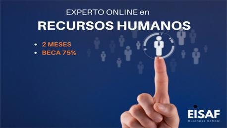 Curso Experto Online en Recursos Humanos