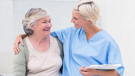Curso de Auxiliar de Enfermería Geriátrica - Formación Profesional