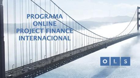 Curso Project Finance Internacional - Blended Learning