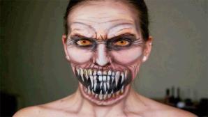 Maquillaje Profesional: desde monstruos del espacio exterior a la pasarela