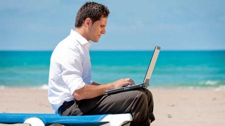 ¿Cómo trabajar desde casa por internet?