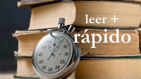 Ejercicios para mejorar la velocidad lectora