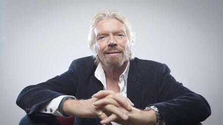 Lecciones de Richard Branson para alcanzar el éxito