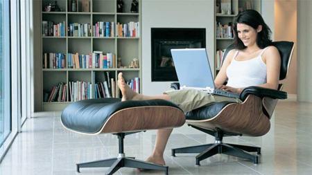 Trabajar desde casa vs. trabajar en la oficina