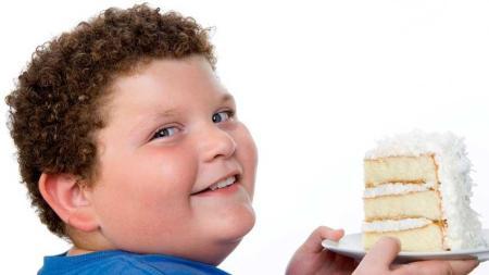 La importancia de la formación en dietética para no tener niños obesos