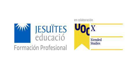 FP Jesuïtes en colaboración con UOC X - Xtended Studies