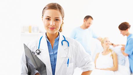 Curso Auxiliar de Enfermería - Titulación Oficial