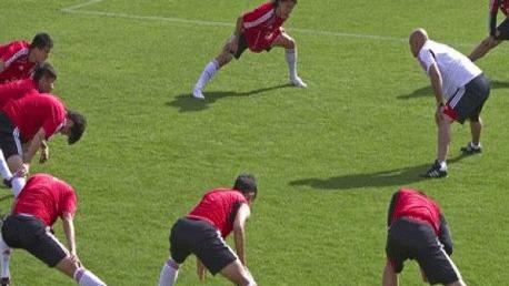 Curso Preparador Físico de Fútbol