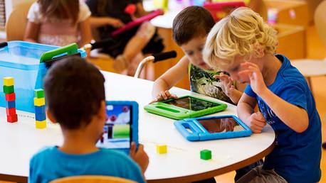 Curso Educación Infantil con Vídeo