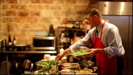 Curso FP de Técnico en Cocina y Gastronomía