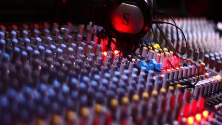 Curso FP Técnico Superior en Sonido