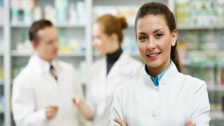 Curso Técnico en Farmacia y Parafarmacia - Curso Preparatorio F.P.
