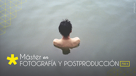 Master Fotografía y Postproducción