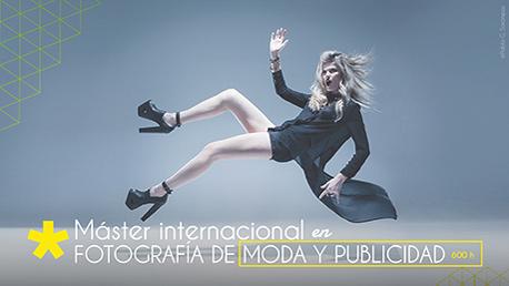 Master Internacional en Fotografía de Moda y Publicidad