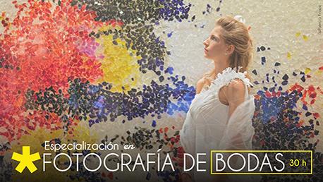Curso Especialización en Fotografía de Bodas