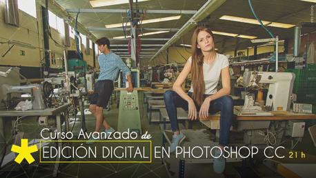 Curso Avanzado de Edición Digital en Photoshop CC