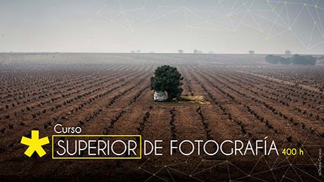 Curso Superior de Fotografía y Postproducción