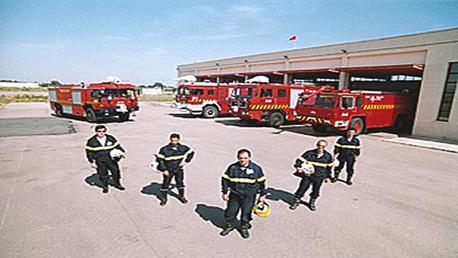 Oposiciones Técnico de Equipamiento y Salvamento: Bombero de AENA