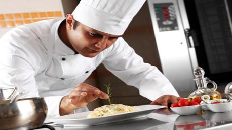 Curso Superior de Cocinero Profesional + Jefe de Cocina