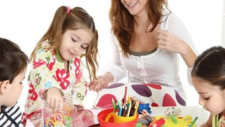 Ciclo formativo de grado superior en educaci n infantil for Grado superior de jardin de infancia