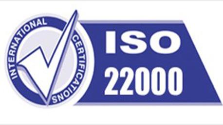 Curso Sistema de Gestión de la Seguridad Alimentaria, Norma ISO 22000