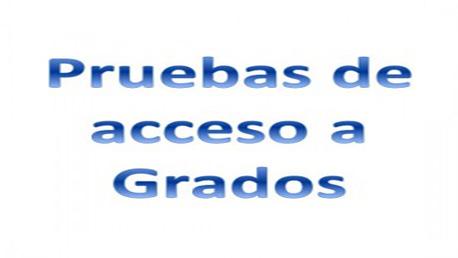 Curso Preparación de las Pruebas de Acceso a Ciclos Formativos de Grado Medio o Superior