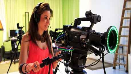 Master Universitario Periodismo en Television con Antena 3