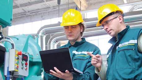 Diploma de Especialización Universitaria en Control y Comunicación Industrial