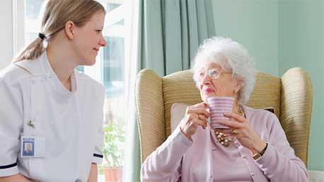 Curso Atención Geriátrica en las Residencias de la Tercera Edad