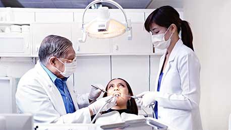Curso Auxiliar de Higiene Dental