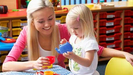 Delena formaci n for Auxiliar de jardin de infancia a distancia