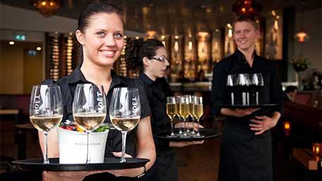 Curso Camarero Servicio de Bar