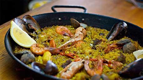 Curso Cocina Mediterránea