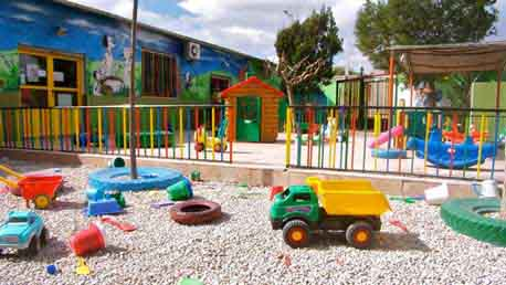 Curso Técnico Especialista en Jardín de Infancia
