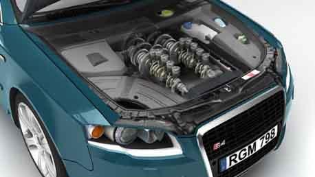 Curso Estudios del Motor: Elementos