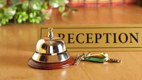Curso Recepcionista de Hotel