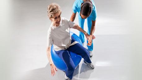 Curso Rehabilitación y Fisioterapia en Geriatría