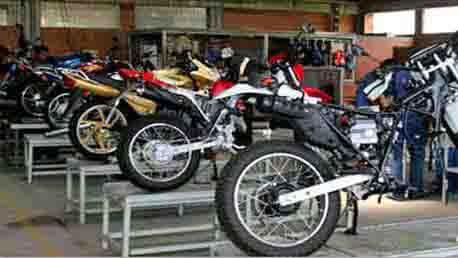 Curso Técnico en Mecánica de Motos