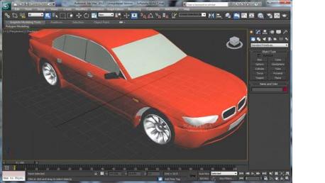 Curso online de 3D Studio Max V9