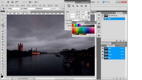 Curso online de Adobe Photoshop CS5