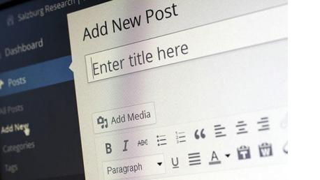 Curso online de Creación de webs 2.0 con Wordpress
