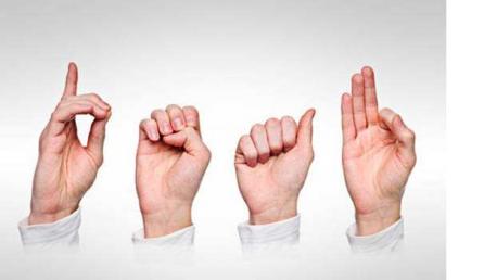 Curso online Lengua de Signos Nivel 1