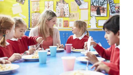 Curso a distancia de Monitor de Comedores Escolares (Diploma Universitario)