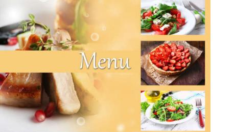 Curso online de Ingeniería de Menús