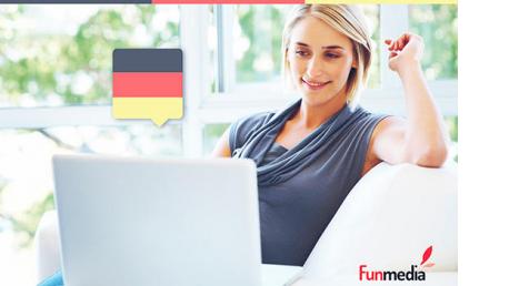 Curso online de alemán 3, 6 ó 12 meses de acceso 6 meses