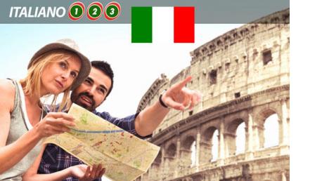 Curso online de Italiano 3, 6 ó 12 meses de acceso 3 meses