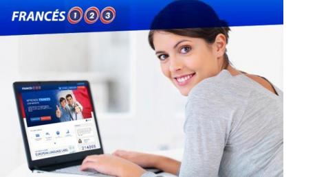 Curso online de Francés 3, 6 ó 12 meses de acceso 12 meses